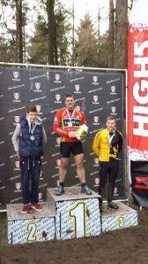 Matt Seebach winner - Baggy Shorts Category - 1 full lap