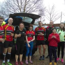 Tullow Park Run